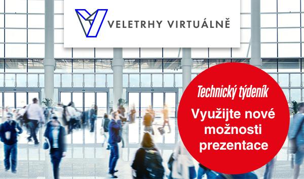 Veletrhy virtuálně - Využijte nové možnosti prezentace.