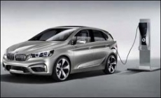 Koncepční BMW Active Tourer