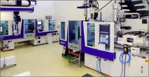 Technologické centrum v roce 2010. V současnosti se rozšiřuje, dokončeno by mělo být do dvou let