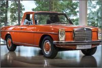 Mercedes La Pick-up z Argentiny (1972–1976)