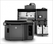 HP Multi Jet Fusion 3D 4200 Printing Solution